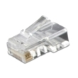 Connectors available from Vericom for data, electrical, speaker wire, banana plugs, CAT5e, CAT6, F-81, RG-59, RG-6 and much more.