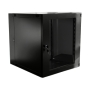 Double Hinged Wall Mount Cabinet 9U, 12U, 15U