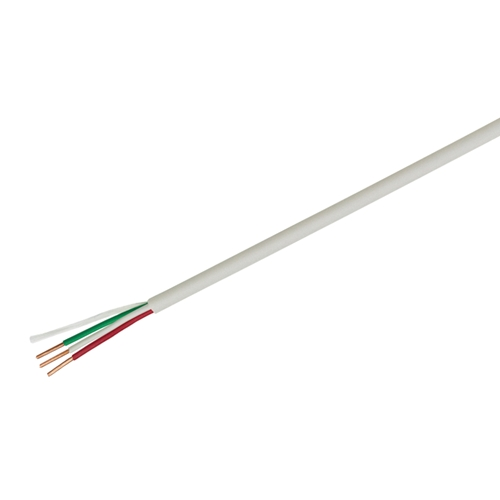 18 AWG 3 Conductor Thermostat Cable, 500 FT